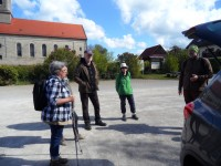 Start in Thuisbrunn