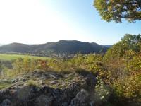 Blick nach Leutenbach